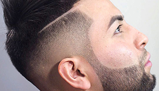 At Image First Barber Shop we will line up your hairline just right for you after your next haircut.