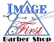 Image First Barber Shop - Main logo