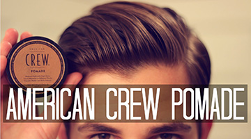 Hair care - American Crew Pomade