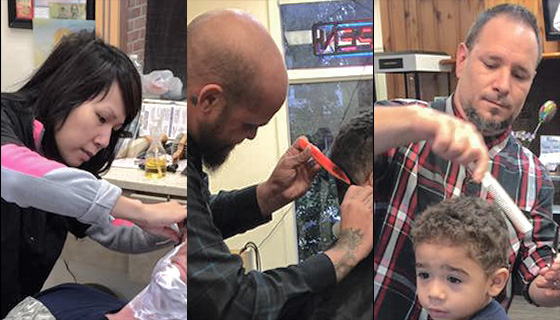 Meet the hair stylists that take pride in giving you a quality haircut!